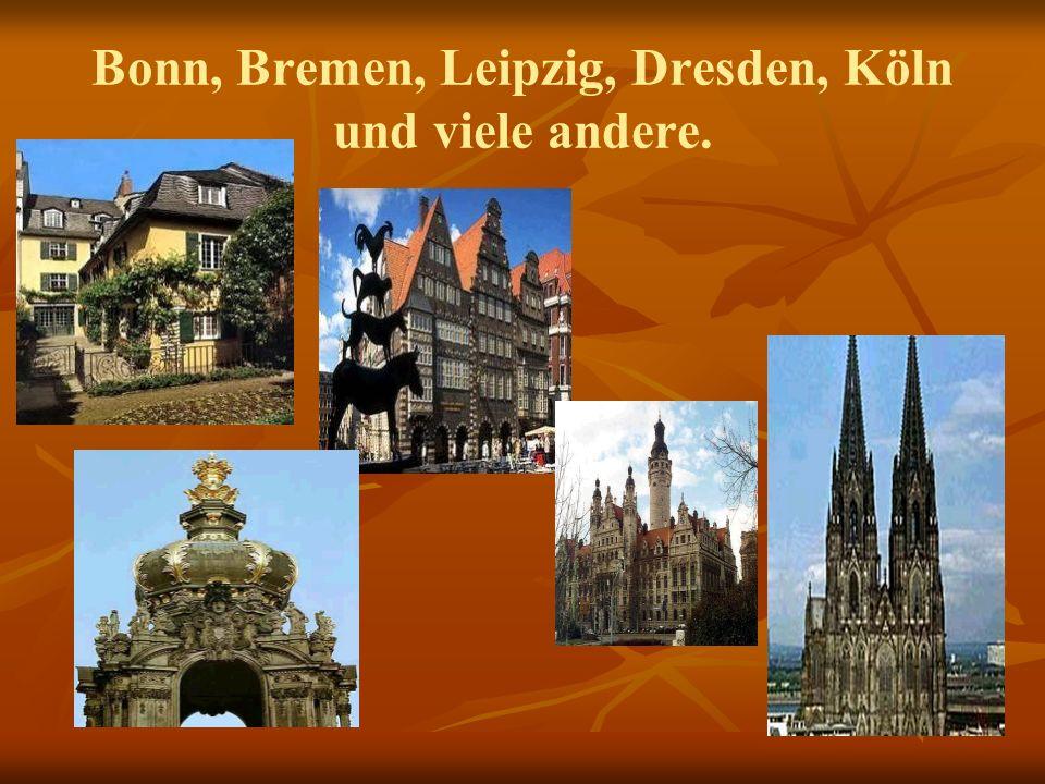 Der Rhein, der Bodensee, die Zugspitze.