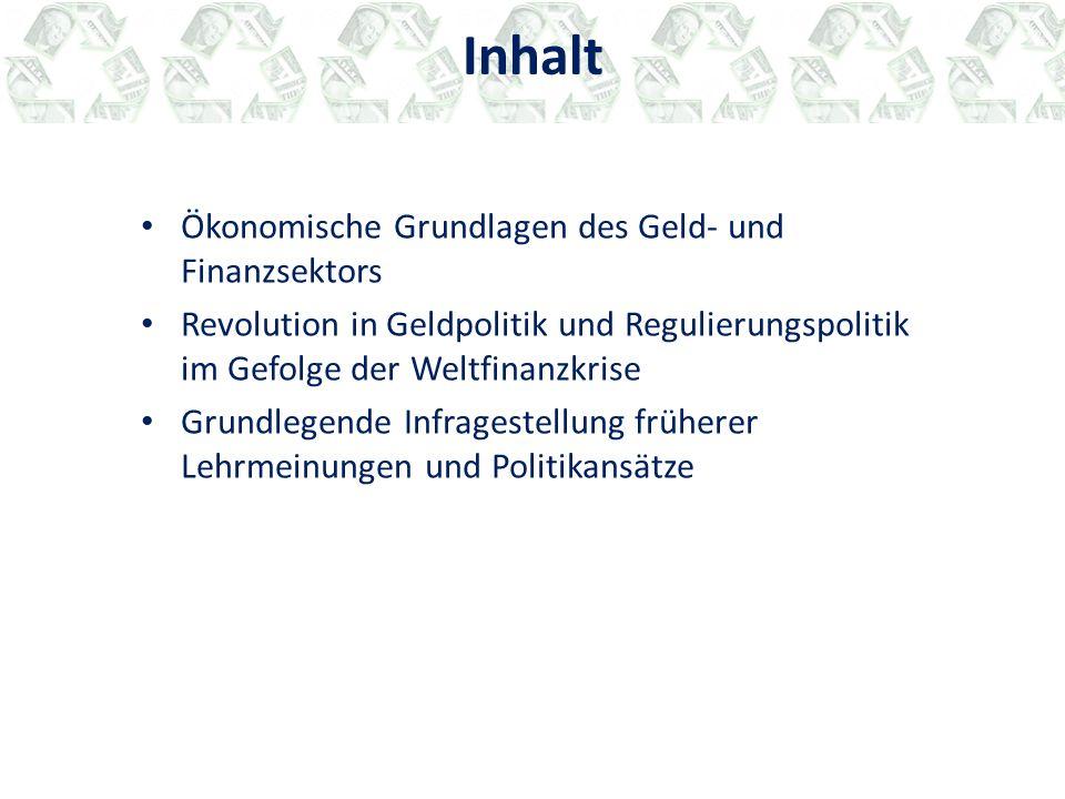 Soll eine Zentralbank Inflation Targeting betreiben? Source: ECB Monthly Bulletin