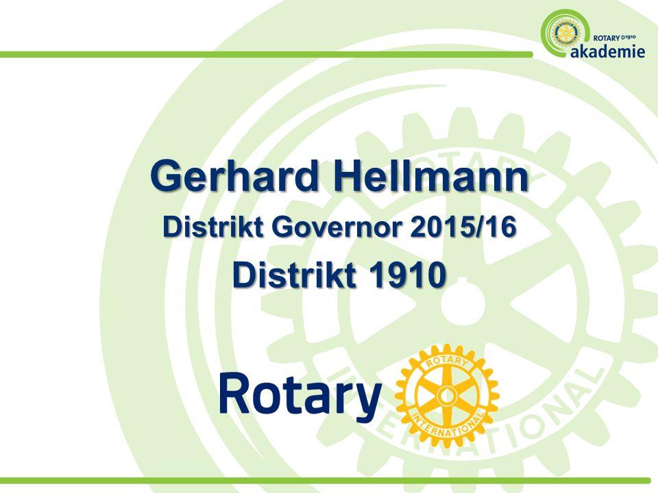 2 RC Colombo, Sri Lanka Präsident 2015 – 2016 Rotary International K.