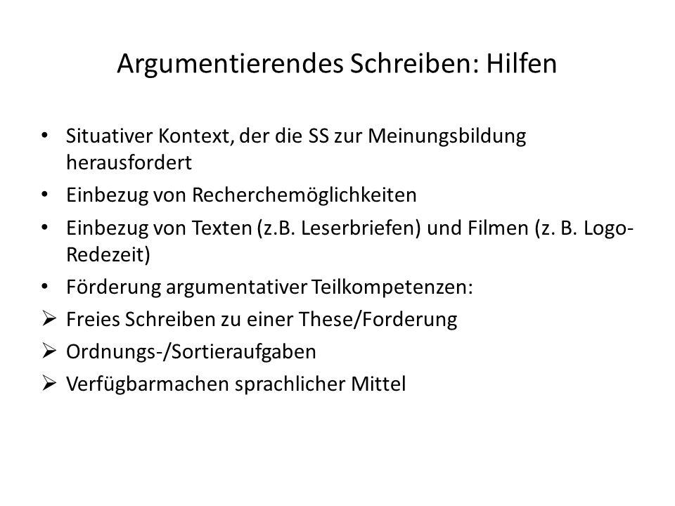 Literaturverzeichnis Literatur zu den Aufgabenbeispielen: Cron; F.: Hausaufgabenfresser, Schokohüpfer und Co.