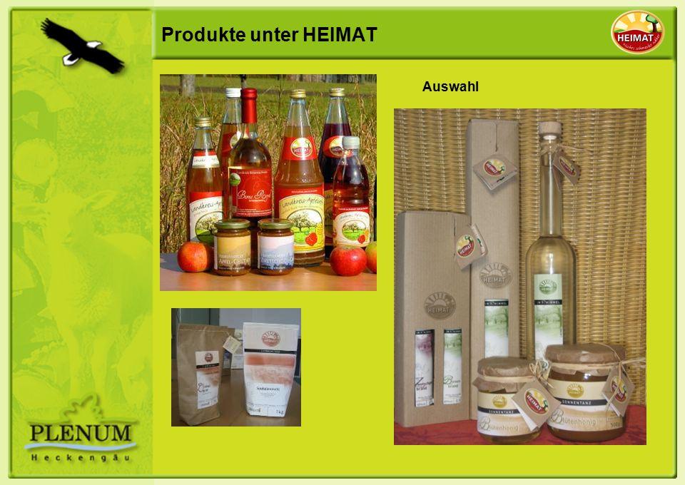 Produkte unter HEIMAT Auswahl