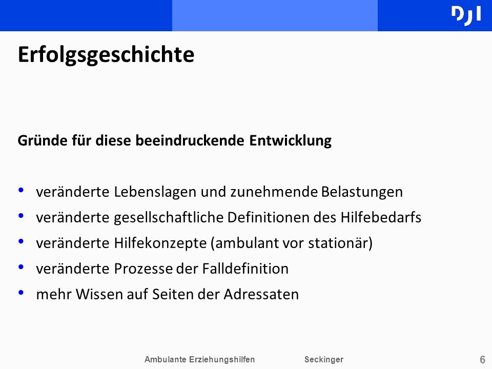 7 Erfolgsgeschichte Eine Erfolgsgeschichte auch auf der Ressourcenseite.