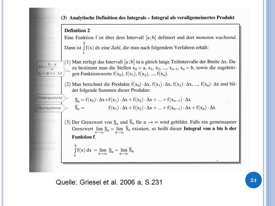 24 Quelle: Griesel et al. 2006 a, S.231