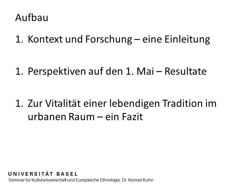 Seminar für Kulturwissenschaft und Europäische Ethnologie, Dr.