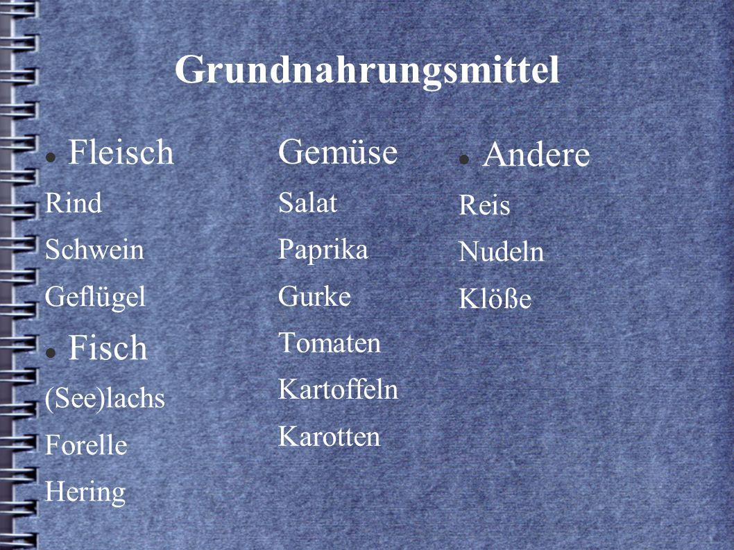 Desserts In Deutschland gibt es zahlreiche Variationen von Torten und Kuchen, die meist mit frischen Äpfeln, Pflaumen, Erdbeeren, Kirschen oder Rhabarber gebacken werden.