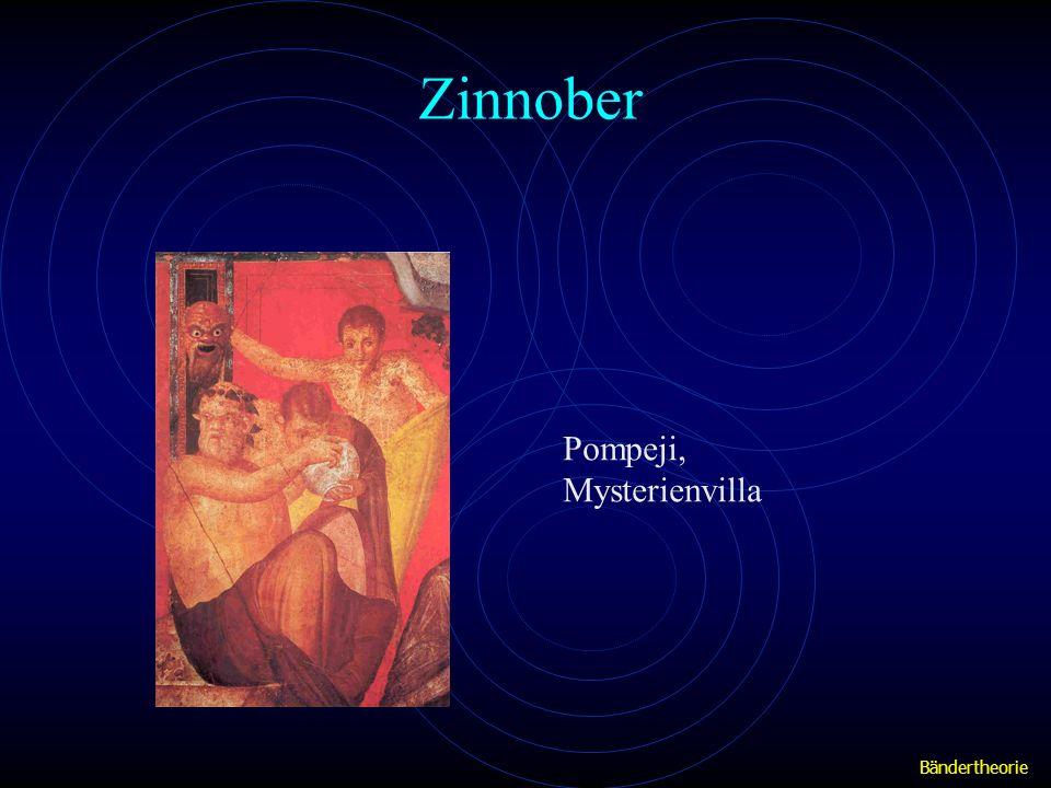 Zinnober Pompeji, Mysterienvilla Bändertheorie