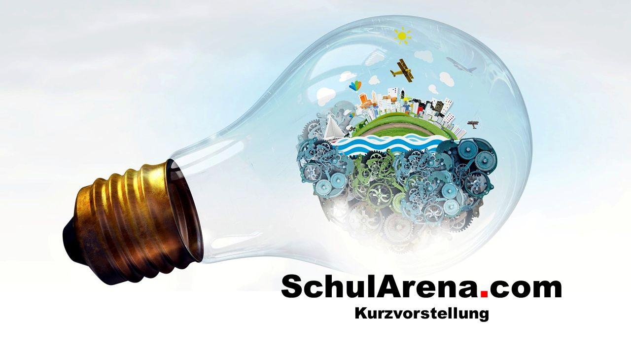 SchulArena.com Kurzvorstellung