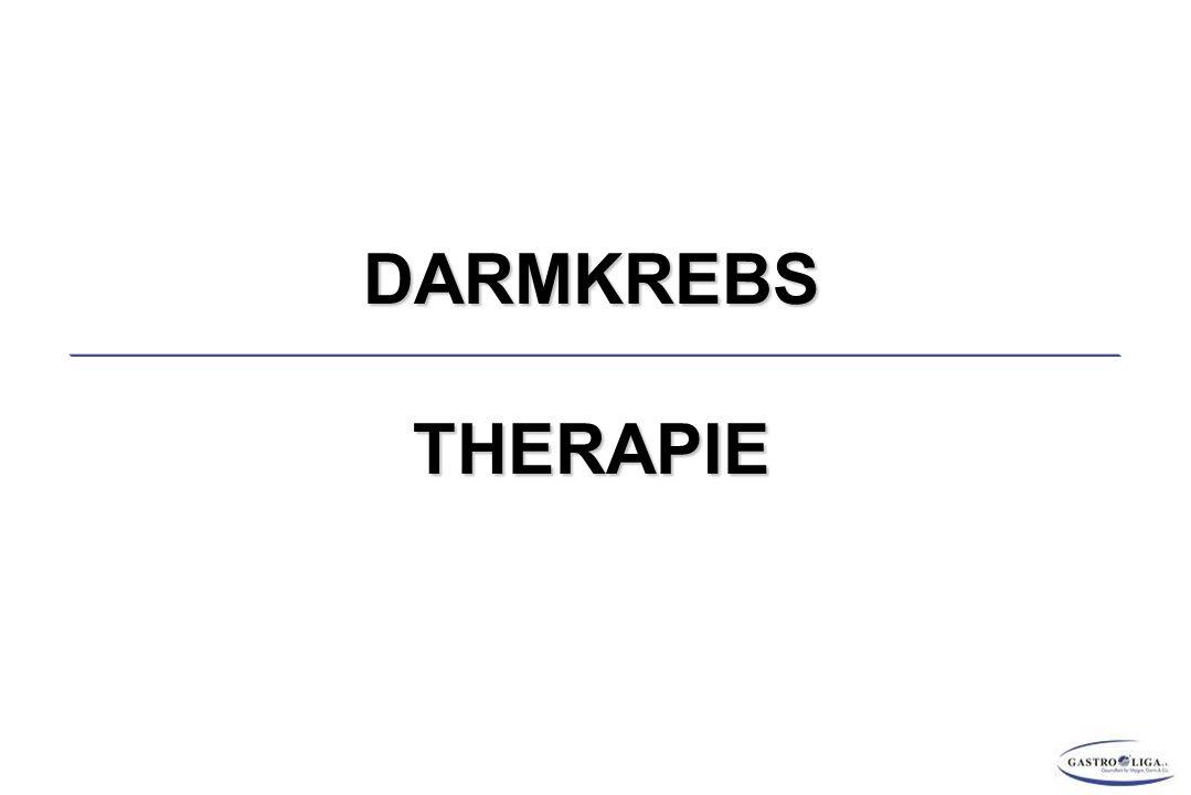 DARMKREBSTHERAPIE