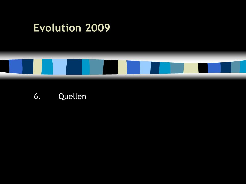 63 Evolution Quellen