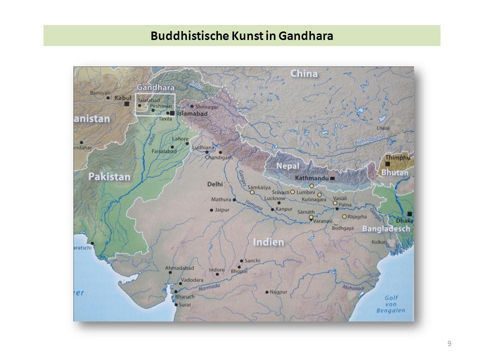 9 Buddhistische Kunst in Gandhara