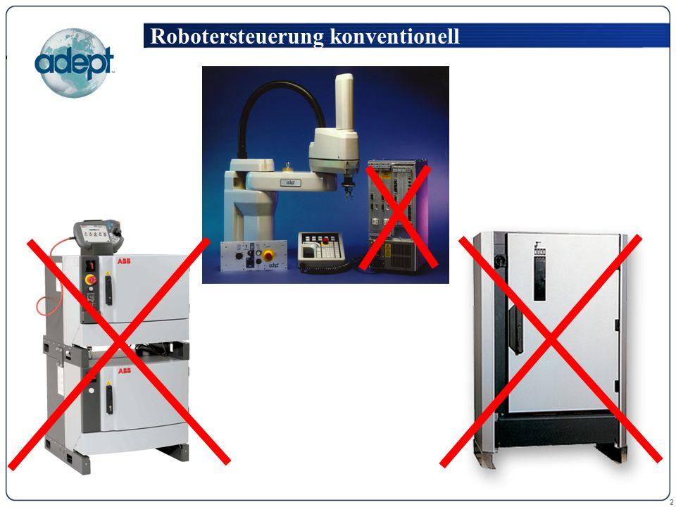 2 Robotersteuerung konventionell
