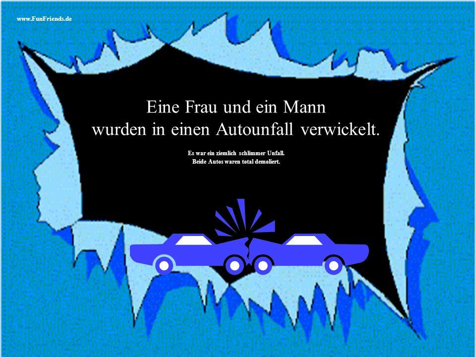 www.FunFriends.de Autounfall - cool bleiben -