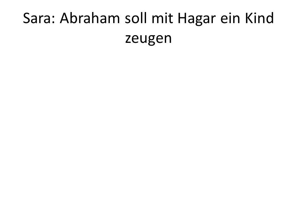Abraham bat Gott, Sodom zu verschonen
