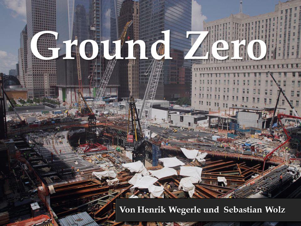 Ground Zero Von Sebastian Wolz Von Henrik Wegerle und Sebastian Wolz