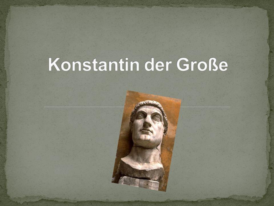 1.Biographie 2.Das Römische Reich 3.Besonderheiten 4.Quellen