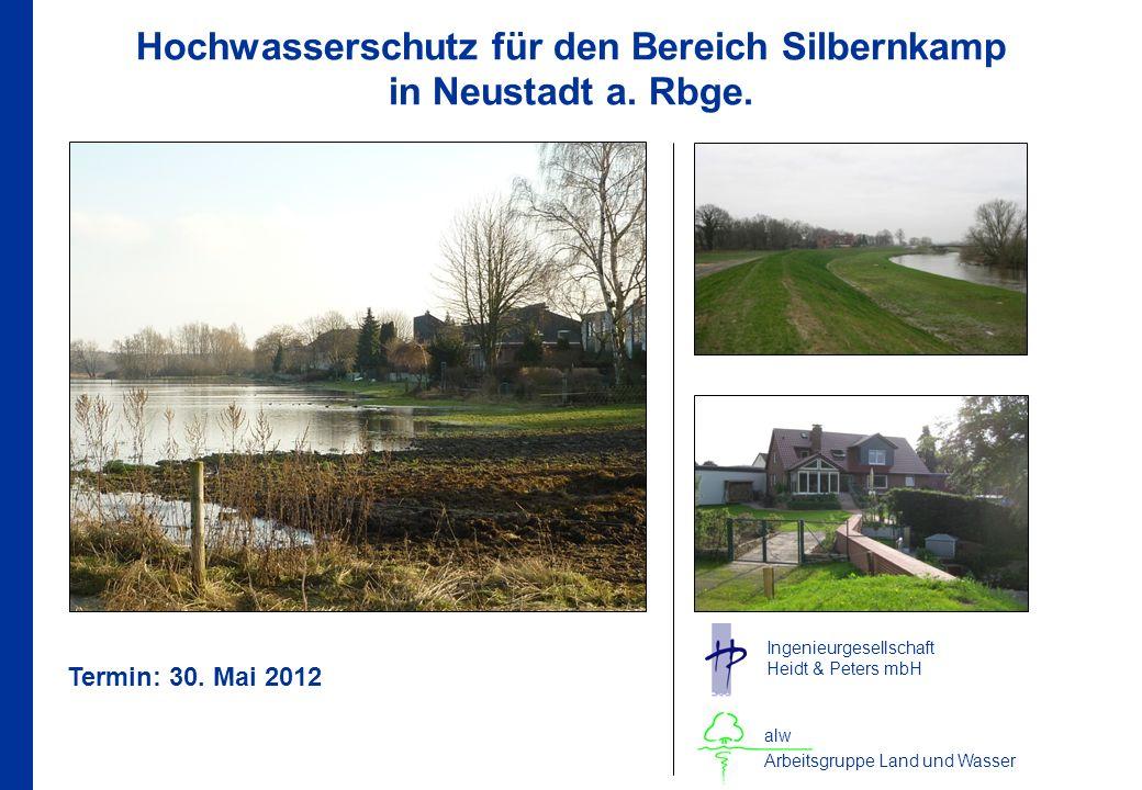 12 4. Vorentwurf technischer Hochwasserschutz mögliche Trassen