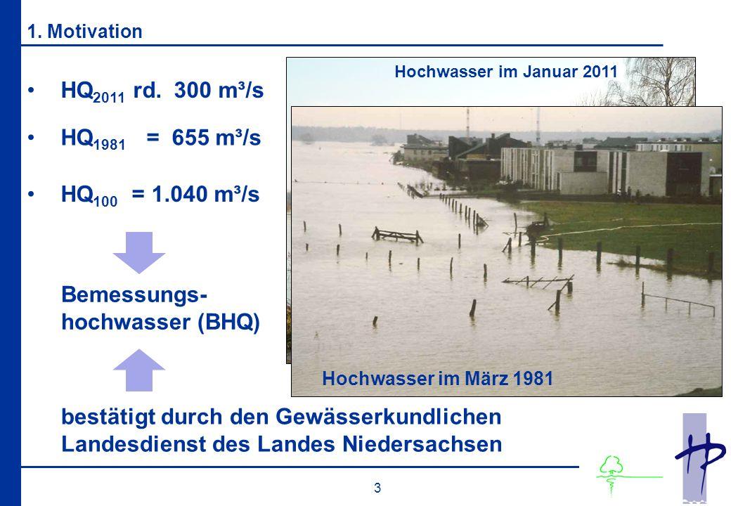 14 4. Vorentwurf technischer Hochwasserschutz