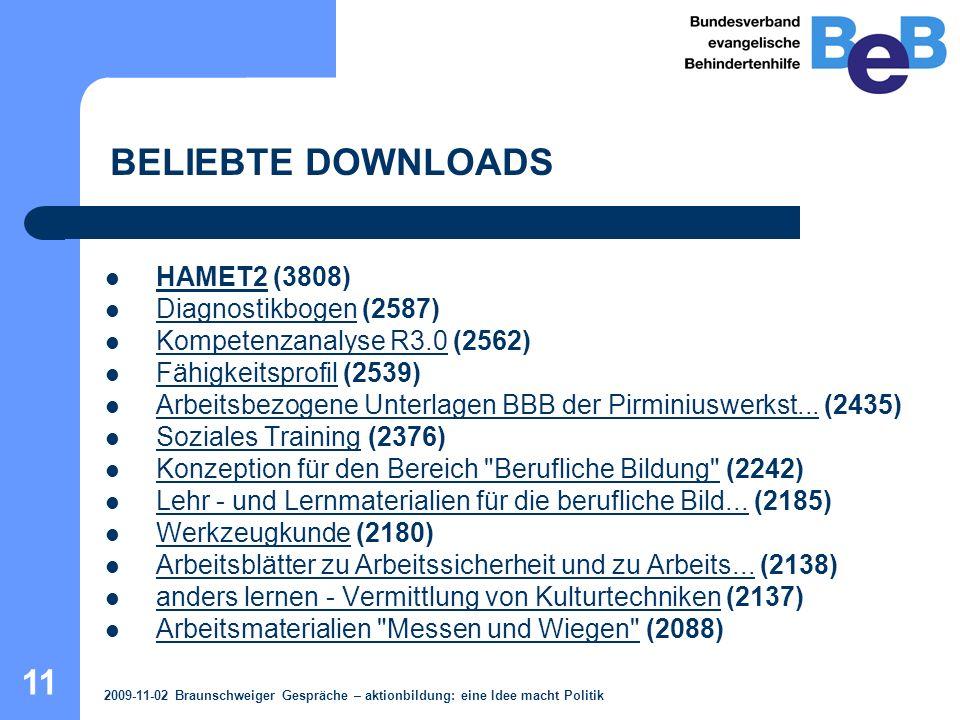 11 HAMET2 (3808)HAMET2 Diagnostikbogen (2587)Diagnostikbogen Kompetenzanalyse R3.0 (2562)Kompetenzanalyse R3.0 Fähigkeitsprofil (2539)Fähigkeitsprofil Arbeitsbezogene Unterlagen BBB der Pirminiuswerkst...