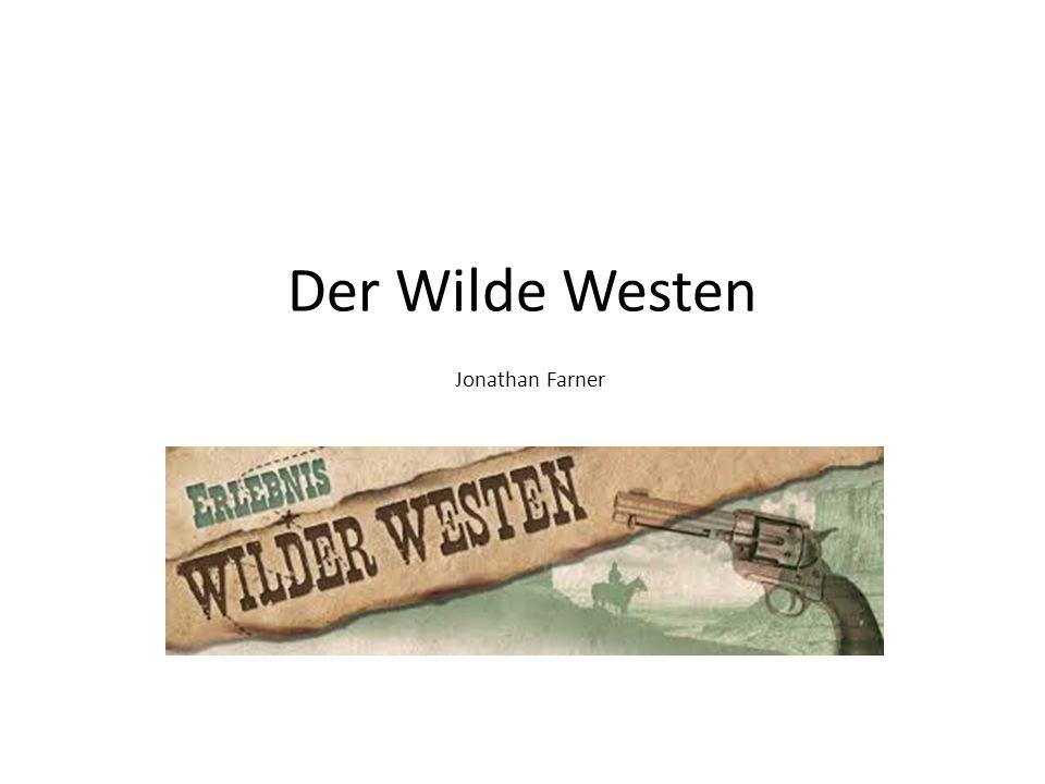 Der Wilde Westen Jonathan Farner