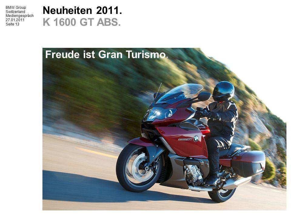 BMW Group Switzerland Mediengespräch 27.01.2011 Seite 14 Neuheiten 2011.