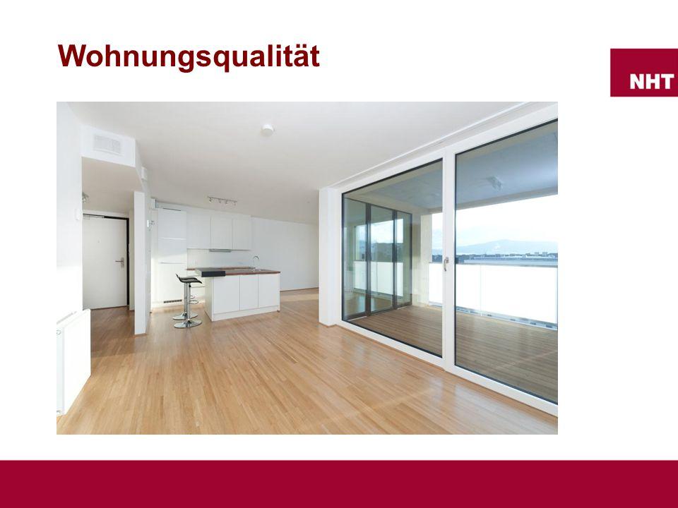 Wohnungsqualität