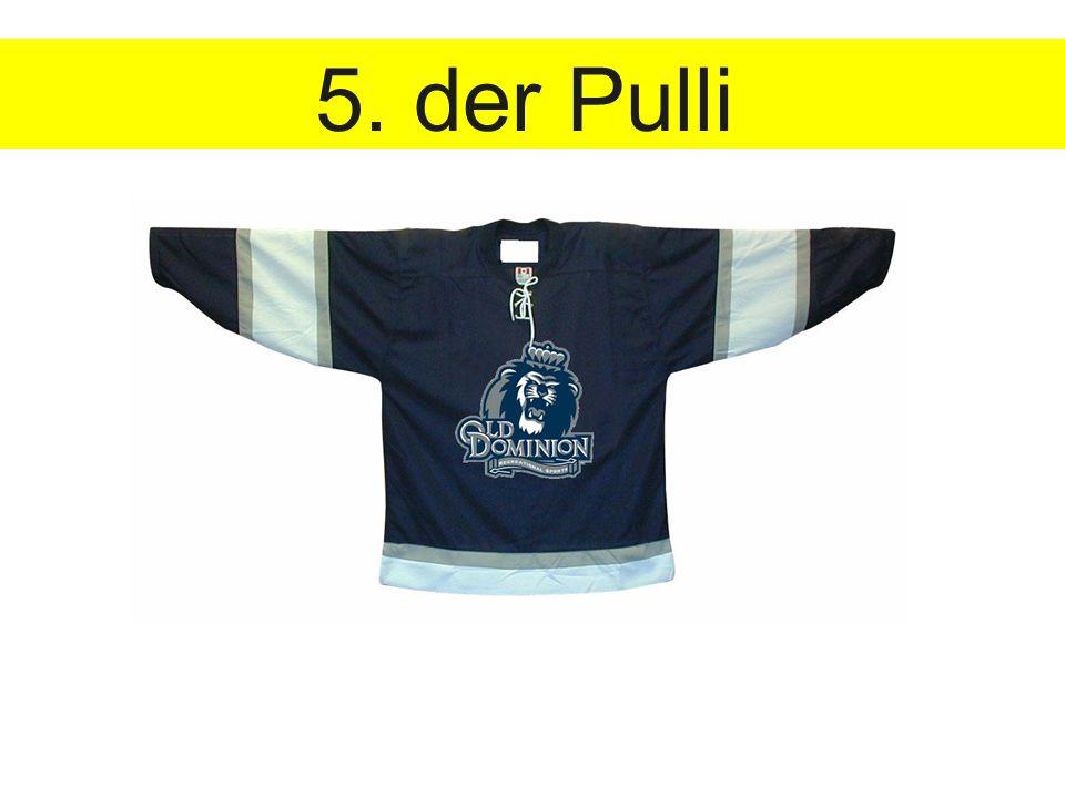 5. der Pulli