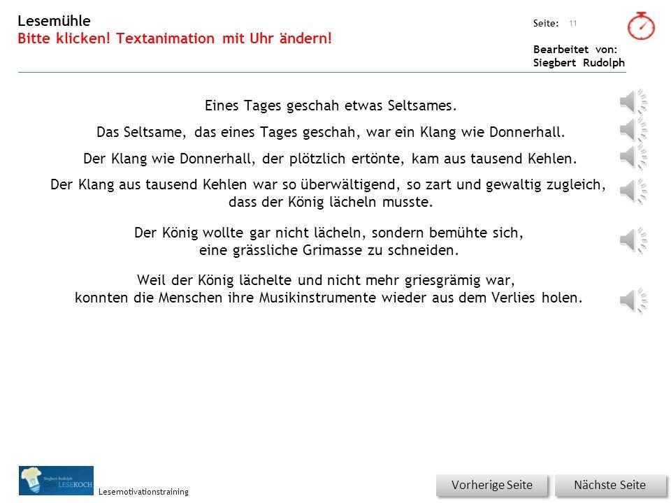 Übungsart: Seite: Bearbeitet von: Siegbert Rudolph Lesemotivationstraining Wörterschüttelautomat (Fantasiewörter) Bitte klicken.