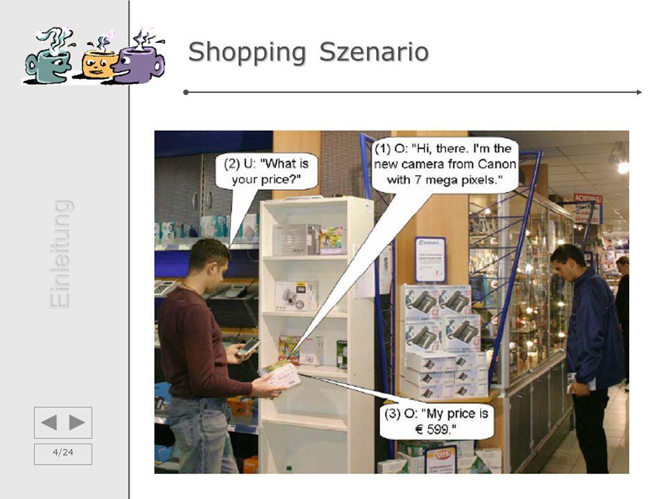 4/24 Shopping Szenario Einleitung