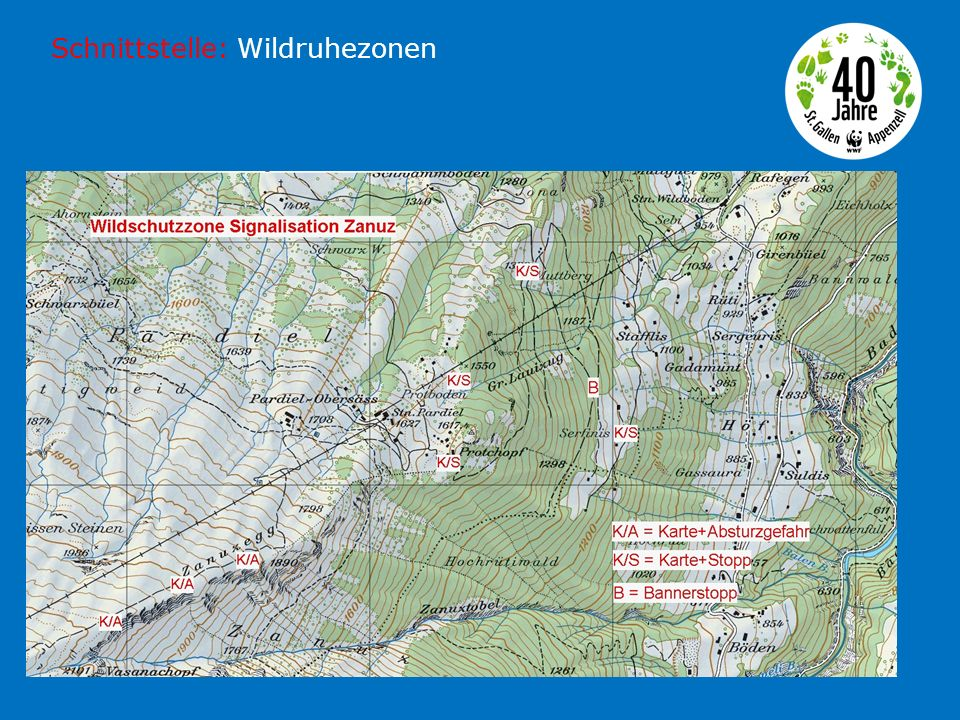 Wo sieht die Jägerschaft weitere Möglichkeiten zur Zusammenarbeit im Bereich Schutz der Lebensräume und Umweltbildung.