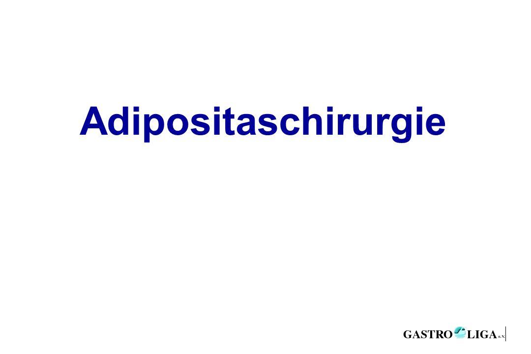 Adipositaschirurgie