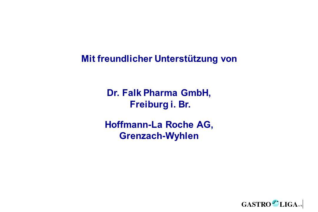 Mit freundlicher Unterstützung von Dr. Falk Pharma GmbH, Freiburg i.