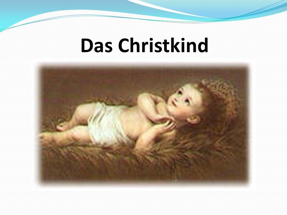 Weihnachtsmann Das Christkind und der Weihnachtsmann Vor allem in den katholischen Regionen bringt das Christkind den artigen Kindern Weihnachtsgeschenke.