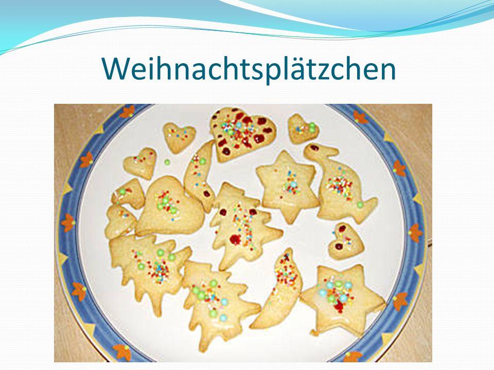 Ischler Scheiben Weihnachtsplätzchen