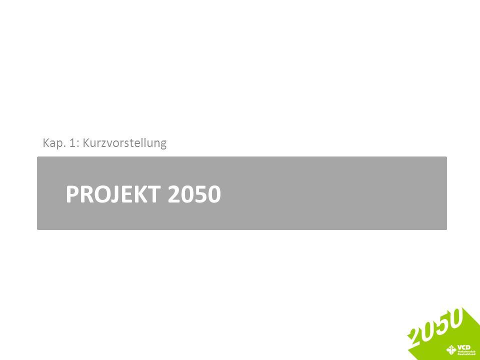 PROJEKT 2050 Kap. 1: Kurzvorstellung