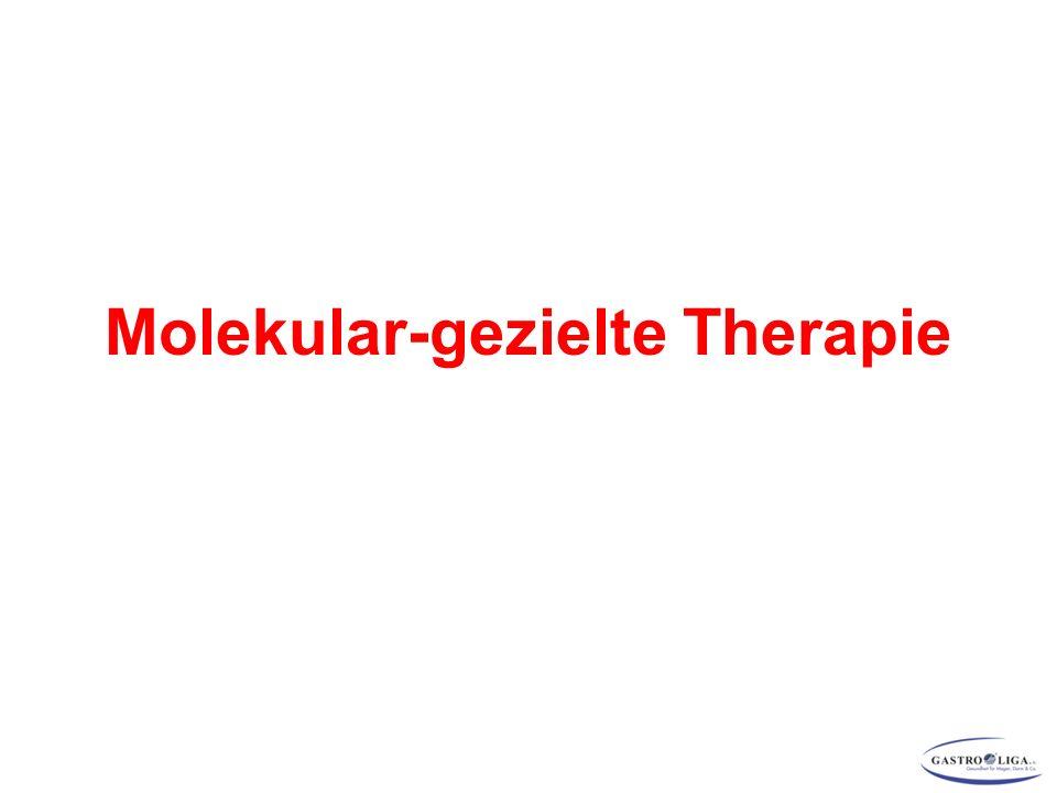 Molekular-gezielte Therapie