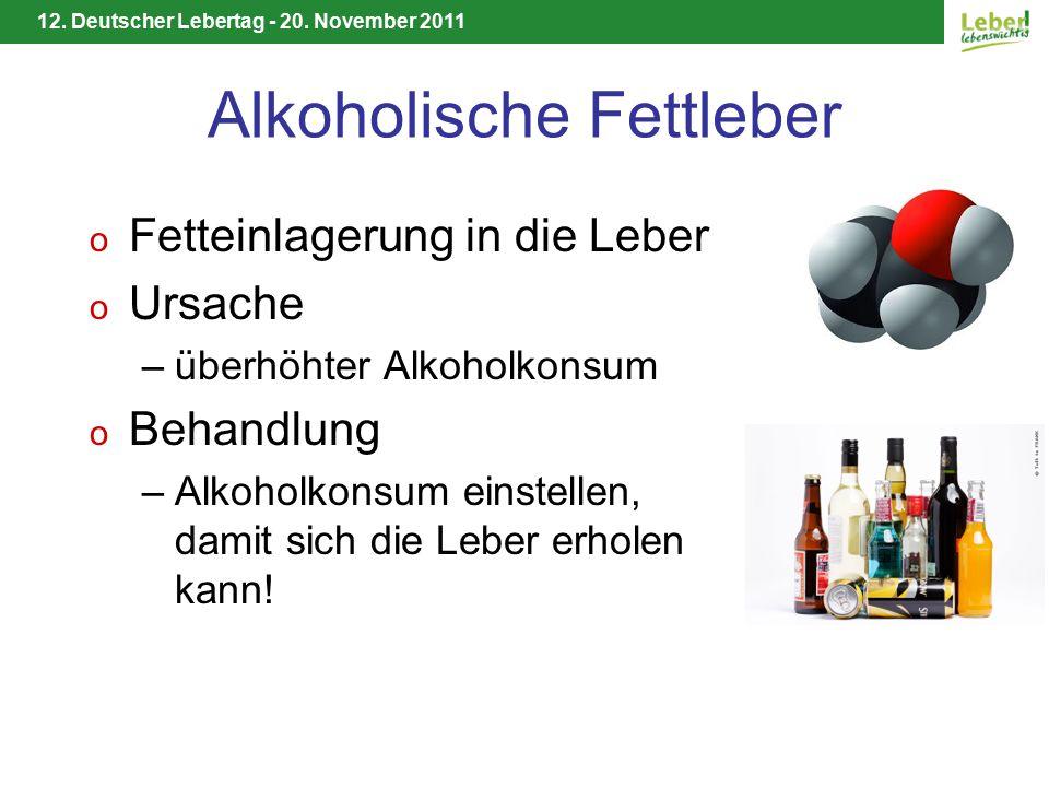 12. Deutscher Lebertag - 20.