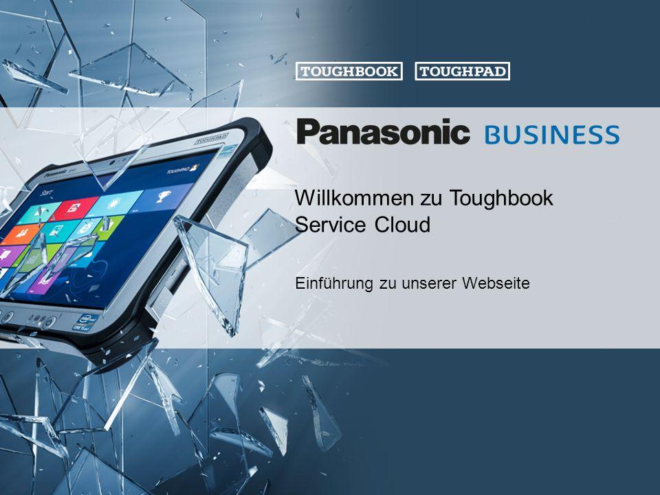 Willkommen zu Toughbook Service Cloud Einführung zu unserer Webseite