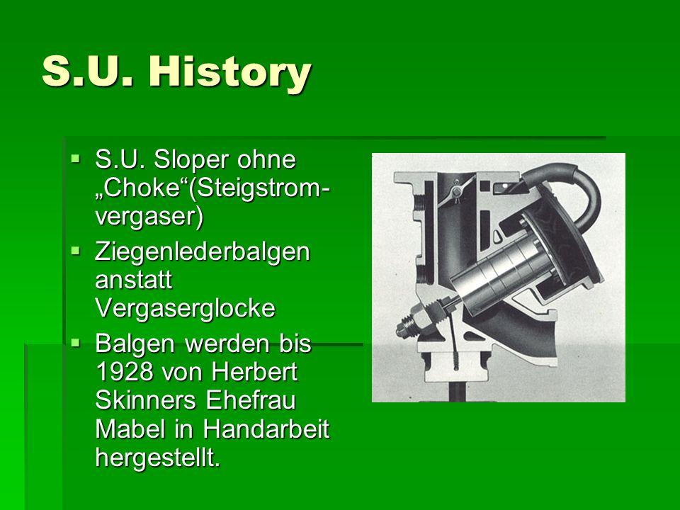 S.U.History SSSS.U.