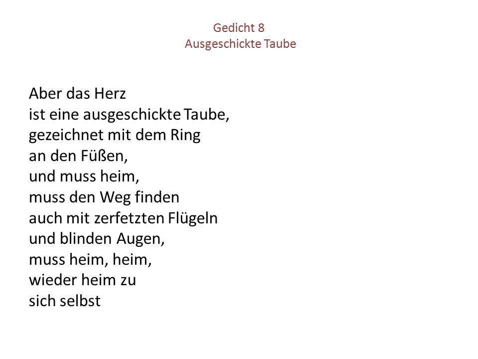 Gedichte Heimat – Schlüssel 1Heinrich Heine 1844 2Emil Prinz zu Schönaich-Carolath, spätes 19.