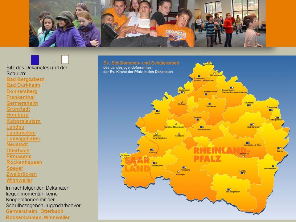 Dekanat Ludwigshafen Ludwigshafen: Anne-Frank-Realschule Plus Geschwister-Scholl- Gymnasium BBS Ludwigshafen 1 x 8.