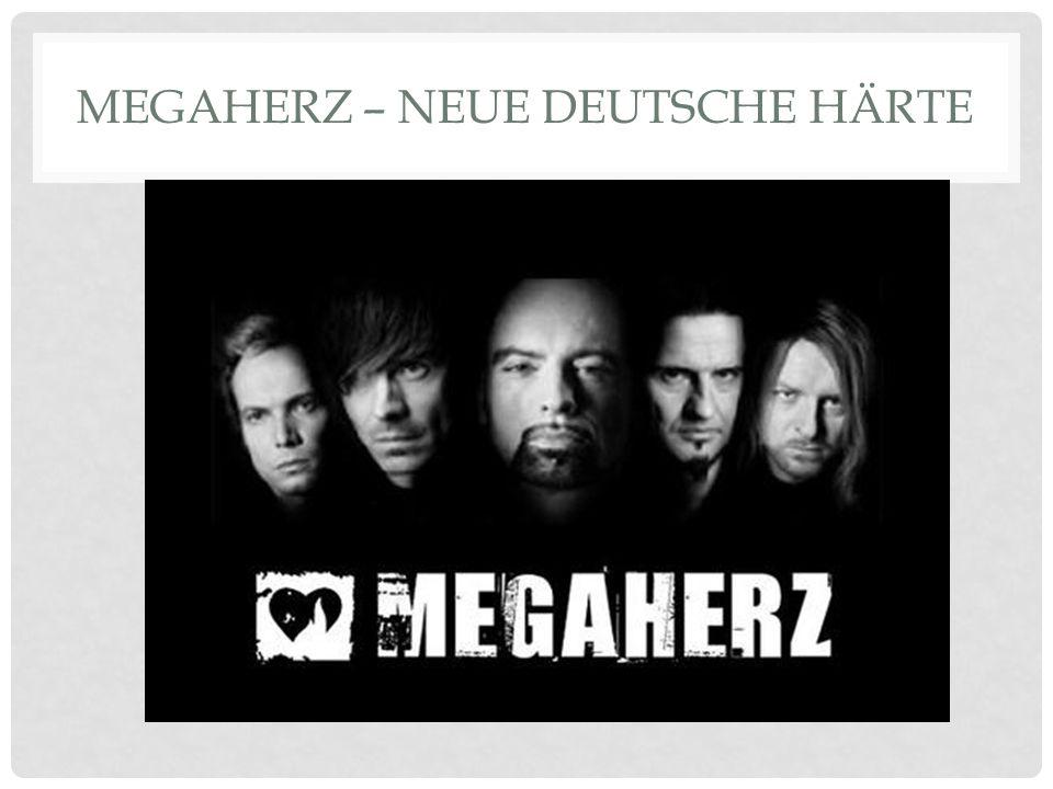 MEGAHERZ – NEUE DEUTSCHE HÄRTE