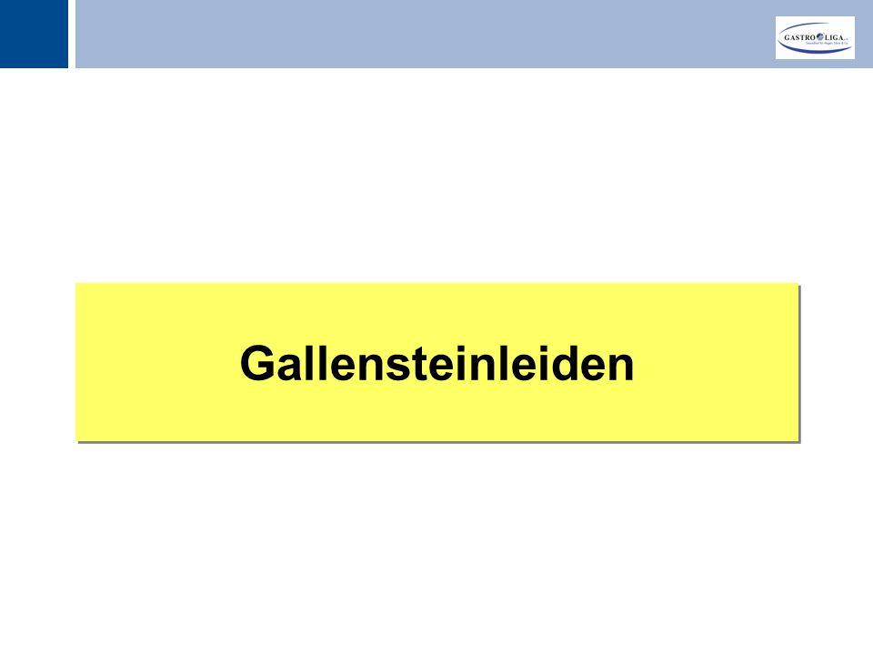 Titel Gallensteinleiden