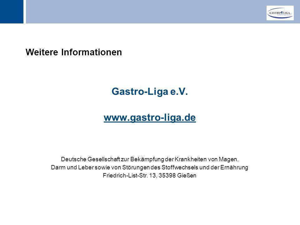 Titel Gastro-Liga e.V.