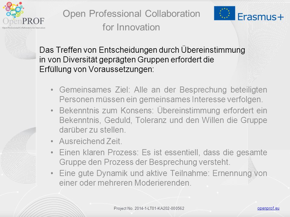 openprof.eu Project No.