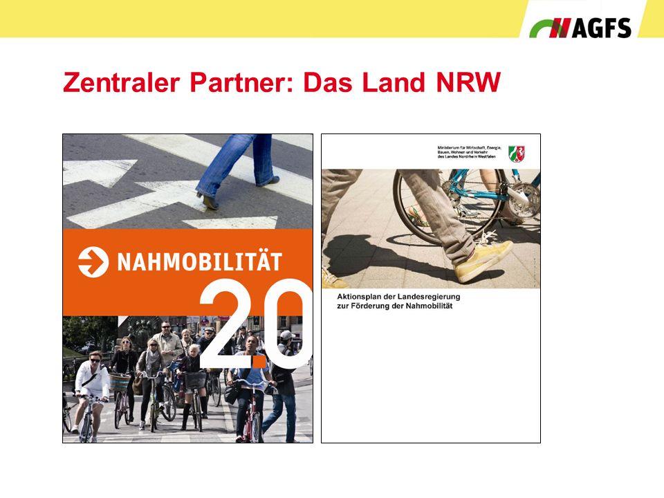 Zentraler Partner: Das Land NRW