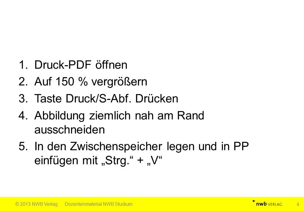 Quelle: Gräfer/Schneider/Gerenkamp, Bilanzanalyse, 12.