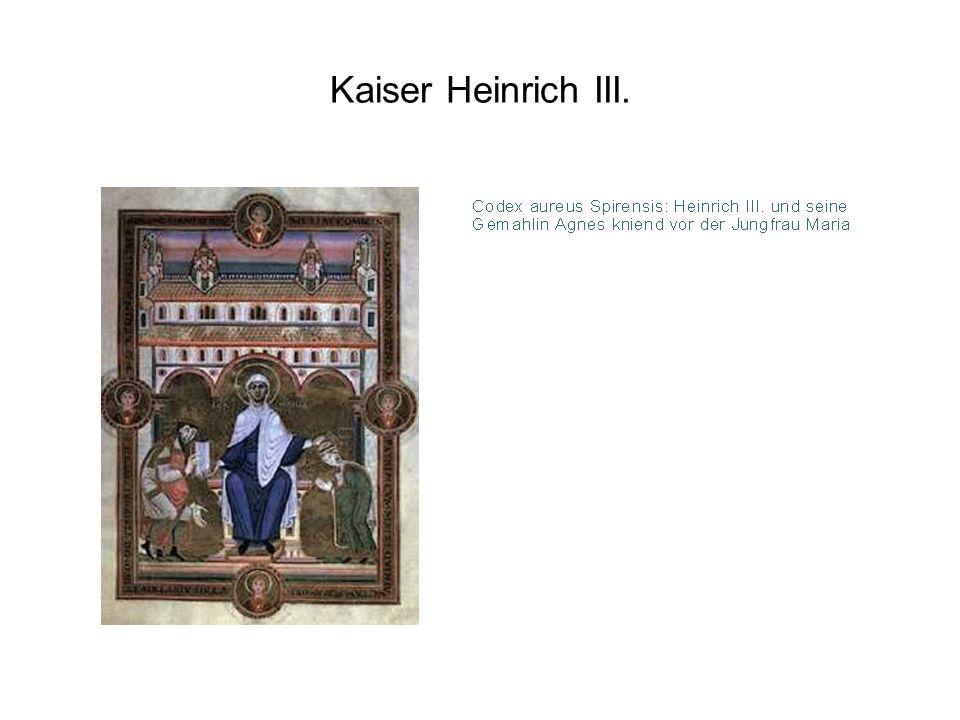 Kaiser Heinrich III.