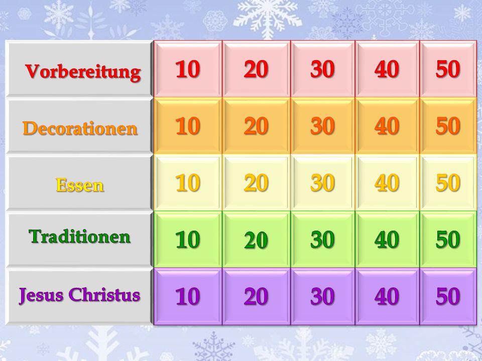 Das ist die vierwöchige Zeit vor dem Weihnachtsfest, in der die Christen auf die Ankunft von Christus warten.