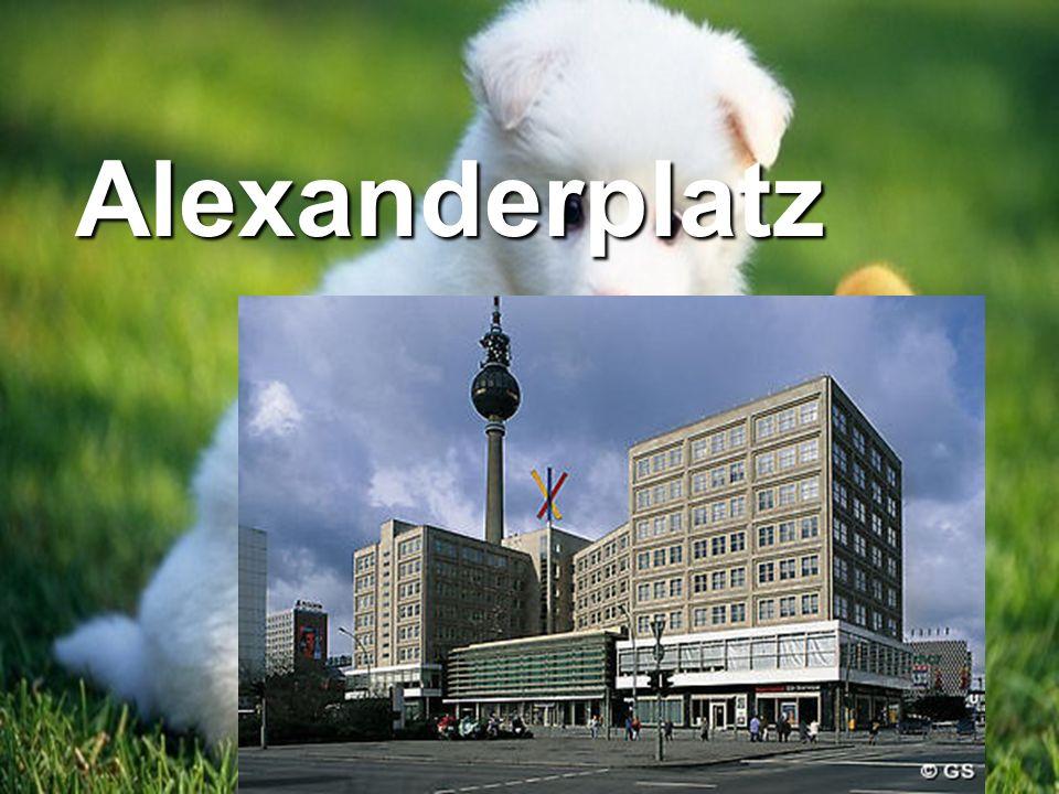 Alexanderplatz Alexanderplatz