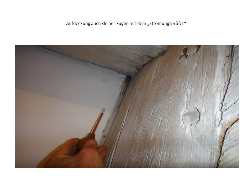 Tür zum Vorraum zur Dachtreppe